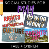 Social Studies for May