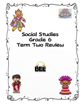 Social Studies grade 6 term two by Bahamas Education Express