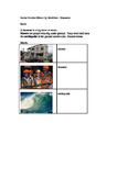 Social Studies modified worksheet Disasters Current Events