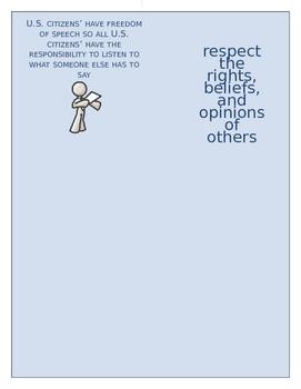 Social Studies standards 2.29