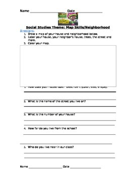 Social Studies worksheets: family, rules, recycle, vote, maps, workers, etc