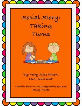 Social Narrative: Taking Turns