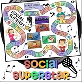 Social Superstar Communication Game