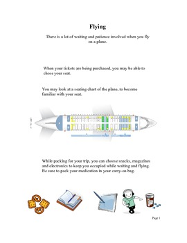 Social Tale - Flying - Middle and High School