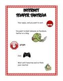 Social Tale - Internet Temper Tantrum