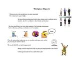 Social Tale - Workplace Etiquette - High School - Vocation