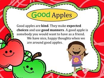 Social Talk: Good Apple or Rotten Apple?