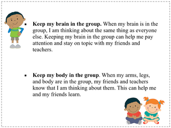 Social Talk Unit 1: Welcome to Social Skills Group