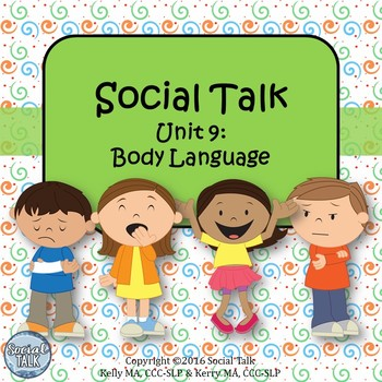 Social Talk, Unit 9: Body Language
