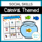 Carnival Social Skills Cards and Games