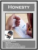 Social Thinking - Social Skills - Life Skills - HONESTY -