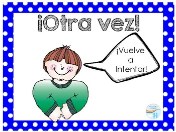 Social Vocabulary - Spanish - Dual Language