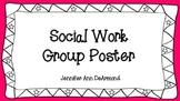 Social Work Group Poster