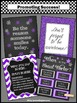 Where is the Social Worker, Confidentiality Rules SET Purple Black NOT EDITABLE