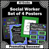 Where is the School Social Worker Posters, Confidentiality Rules NOT EDITABLE