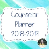 Social Worker Planner 2018-2019