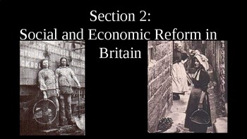 Social and Economic Reform in Britain PowerPoint
