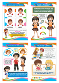 Social and Emotional Development Poster - Four Pack!