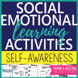 Social and Emotional Learning Activities Self-Awareness (D