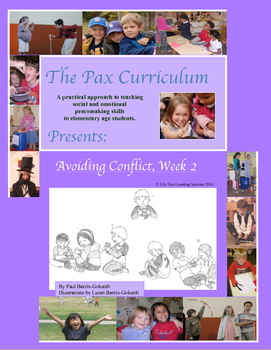 Character Education: Avoiding Conflict, Week 2