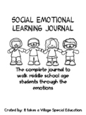 Social and Emotional Learning Journal 1