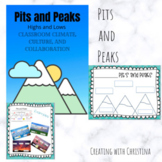 Social and Emotional Learning- Pits and Peaks- the highs and lows