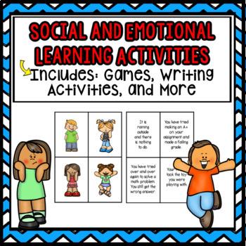 Social Skills and Emotional Skills Activities