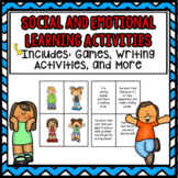 Social Skills and Emotional Skills Activities