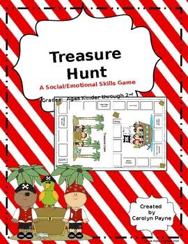 Social and Emotional Skills:  Treasure Hunt Game