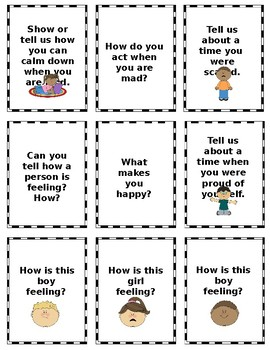 Social and Emotional Skills:  Treasure Hunt Game
