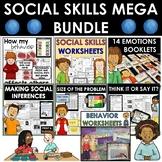 Social behavior and emotion skills MEGA BUNDLE