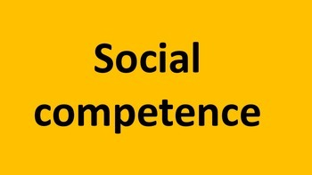 Social competence