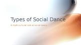 Social dance powerpoint