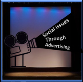 Social issues through advertising – ESL adult conversation power-point lesson