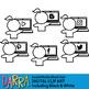 Social media clip art