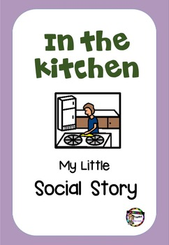 Social story - In the kitchen