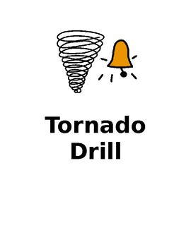 Social story about Tornado drill