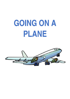 Social story: going on a plane
