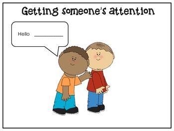 Social/Friendship Skills Posters/Book