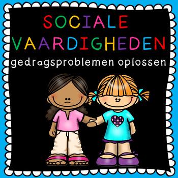 Sociale vaardigheden: gedragsproblemen oplossen