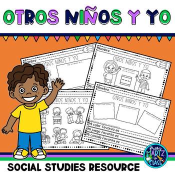 Sociales: Otros niños y yo  Lección: Únicos