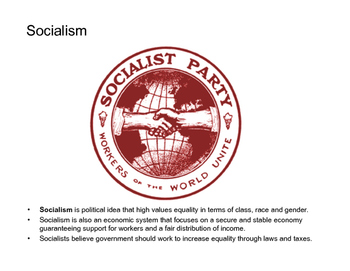 Socialism (Presentation)