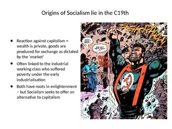 Socialism, an Introduction to the ideology