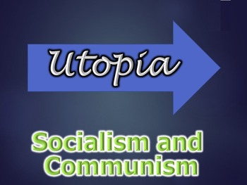Socialism and Communism PowerPoint (Government / World History)