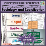 Socialization and the Psychological Perspective