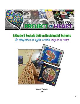 Socials Unit - Grade 5 New Curriculum - Aboriginal