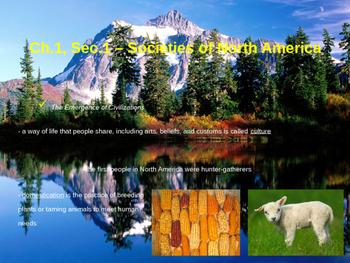 Societies of North America