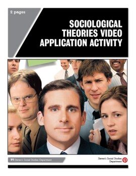Sociological Theories Video Application Activity