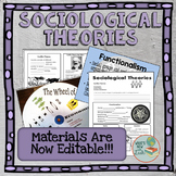 Sociological Theories Lesson