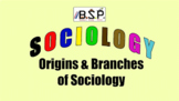 Sociology: Branches of Sociology